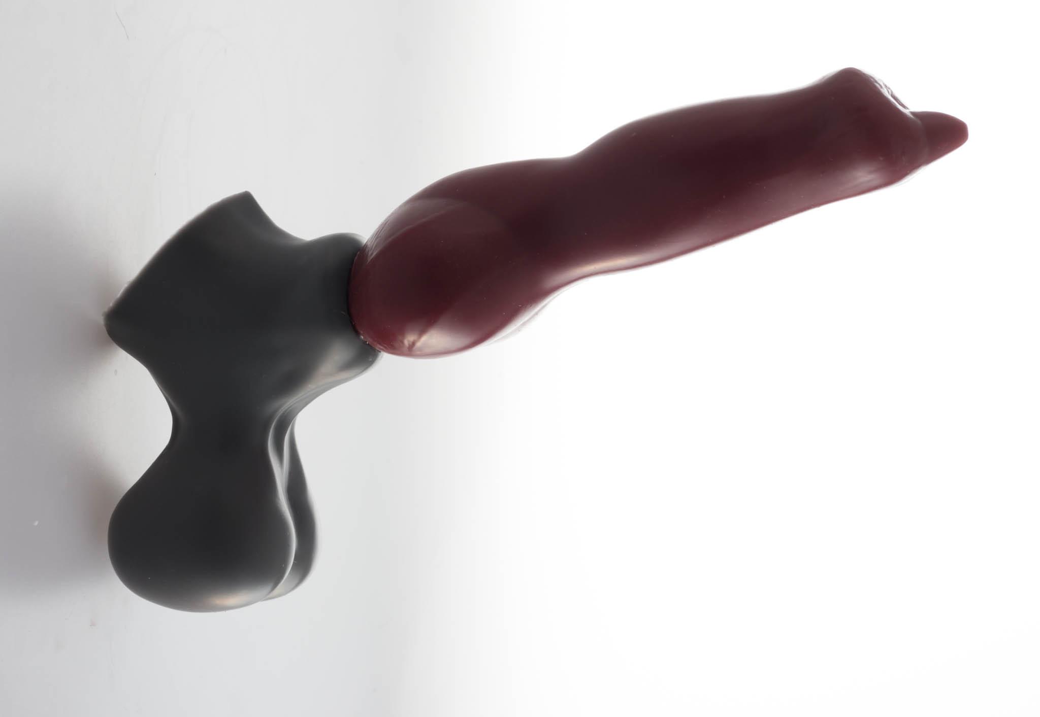 Custom made dildo