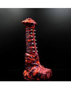 Horse Devil Lord Medium ejaculating - HALLOWEEN SPECIAL